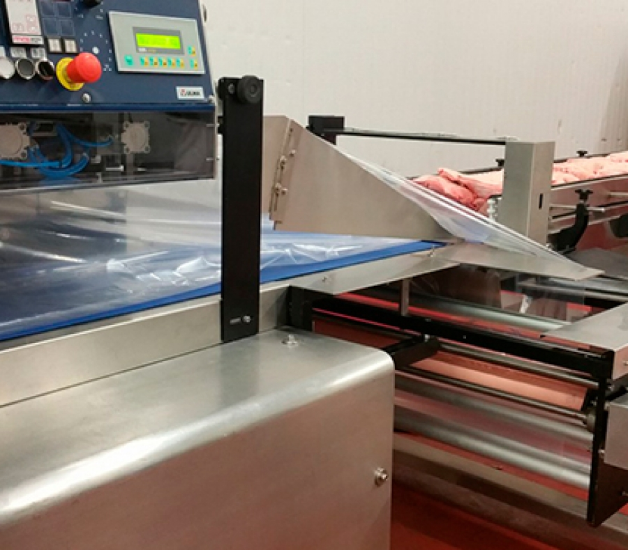 Repairing. Sale of restored packaging machines. Sale of machinery, parts, dies and molds for industrial packaging machines